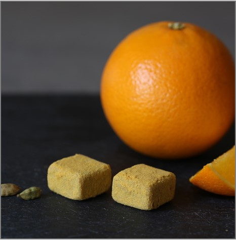 Winter Orange mit Kardamon